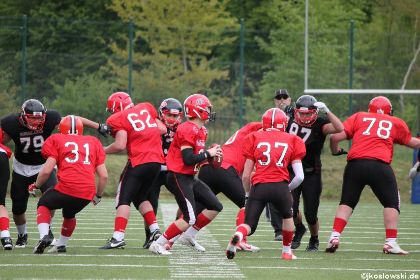 Marburg Mercenaries @ Saarland Hurricanes 144