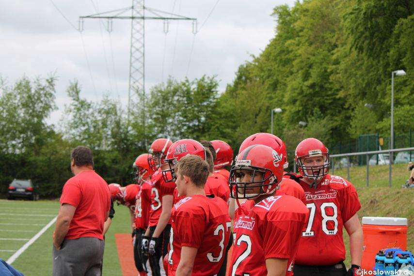 Marburg Mercenaries @ Saarland Hurricanes 145