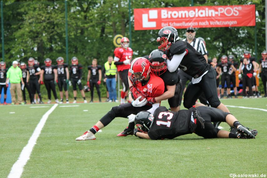 Marburg Mercenaries @ Saarland Hurricanes 150