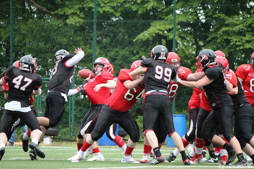 Marburg Mercenaries @ Saarland Hurricanes 155