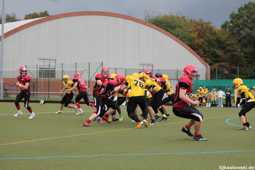 Marburg Mercenaries Vs. Frankfurt Pirates096