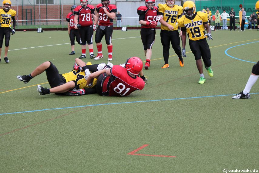 Marburg Mercenaries Vs. Frankfurt Pirates100