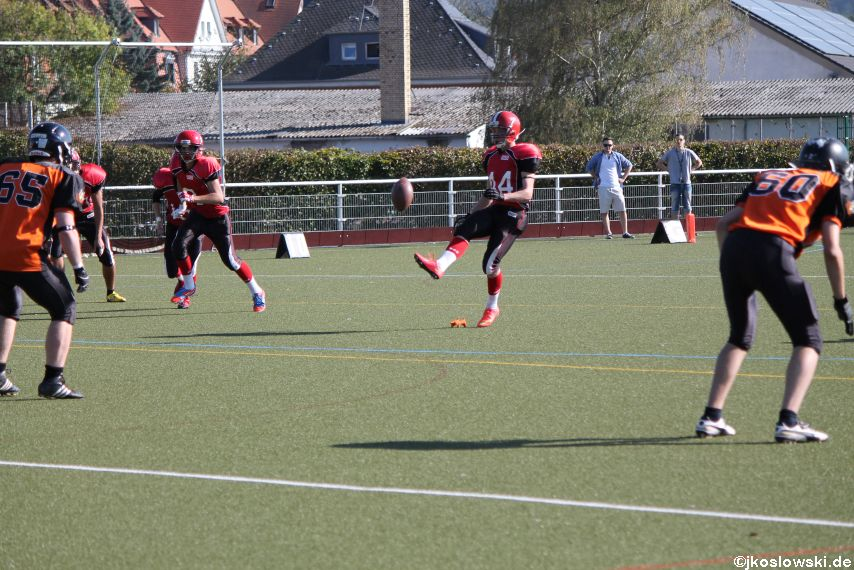 Marburg Mercenaries vs. Fulda Colts 001