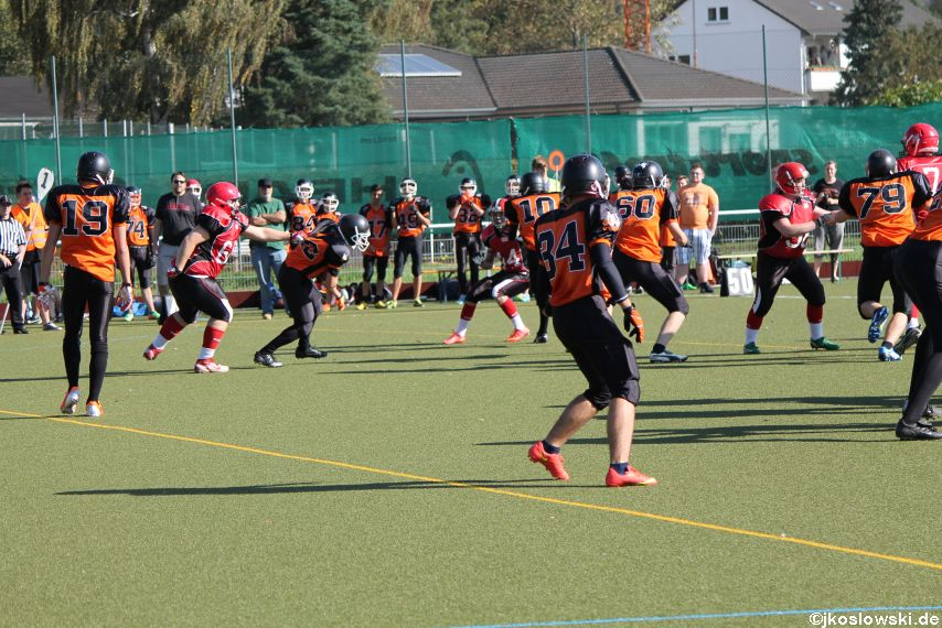 Marburg Mercenaries vs. Fulda Colts 004