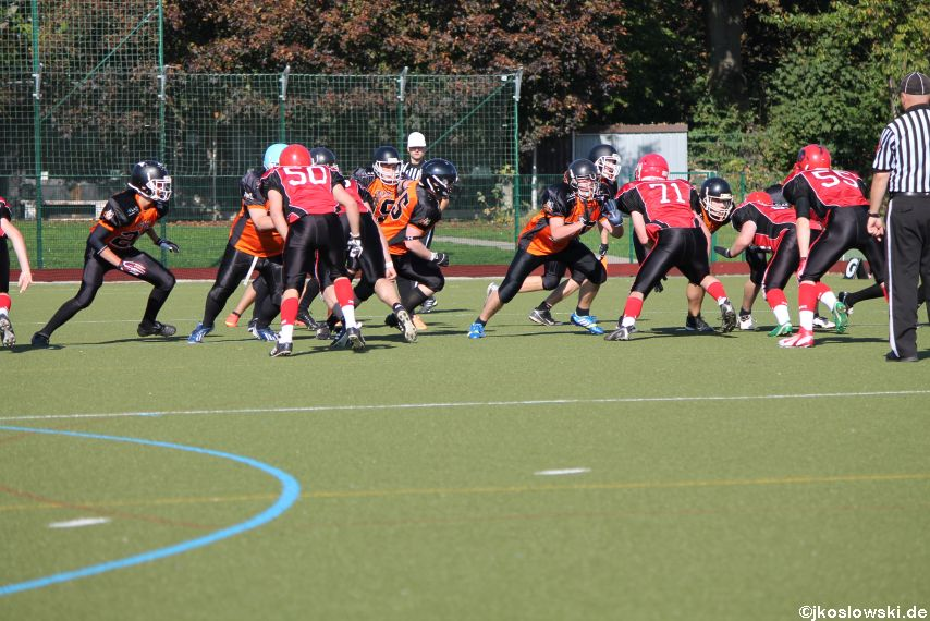 Marburg Mercenaries vs. Fulda Colts 009