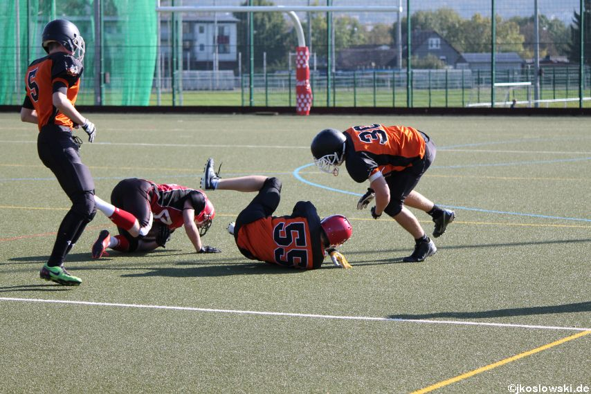 Marburg Mercenaries vs. Fulda Colts 014