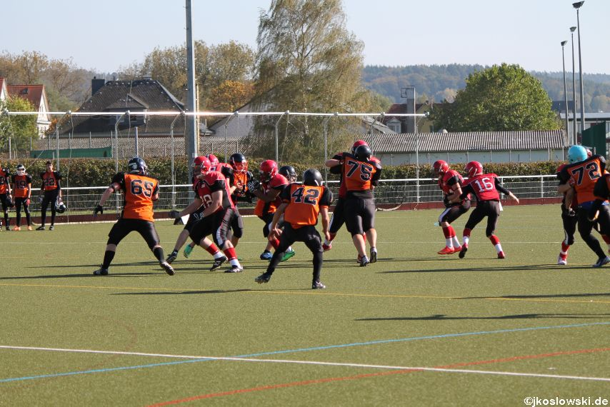 Marburg Mercenaries vs. Fulda Colts 015