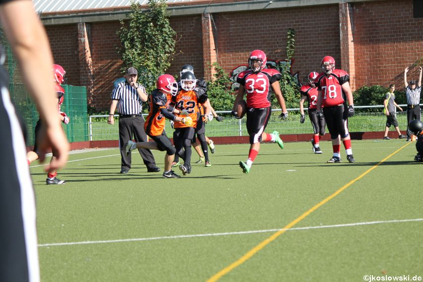Marburg Mercenaries vs. Fulda Colts 024