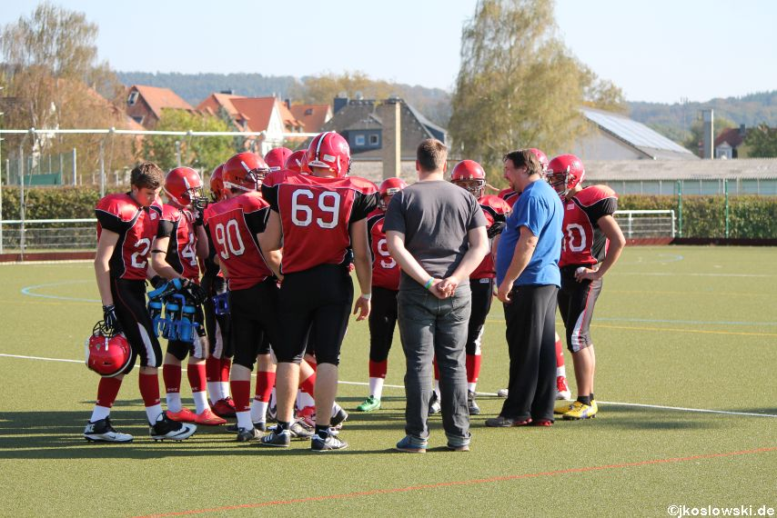 Marburg Mercenaries vs. Fulda Colts 027