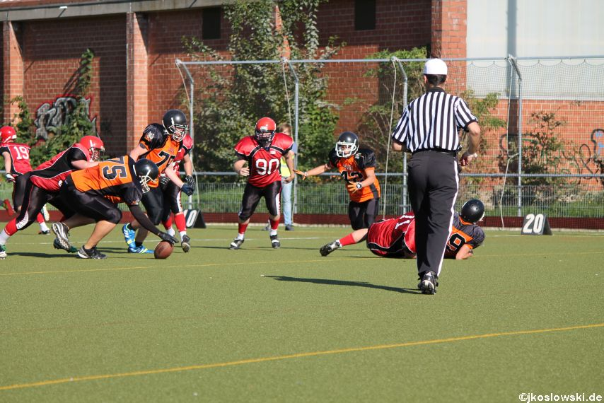 Marburg Mercenaries vs. Fulda Colts 033