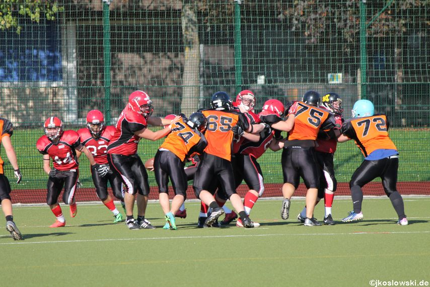 Marburg Mercenaries vs. Fulda Colts 041