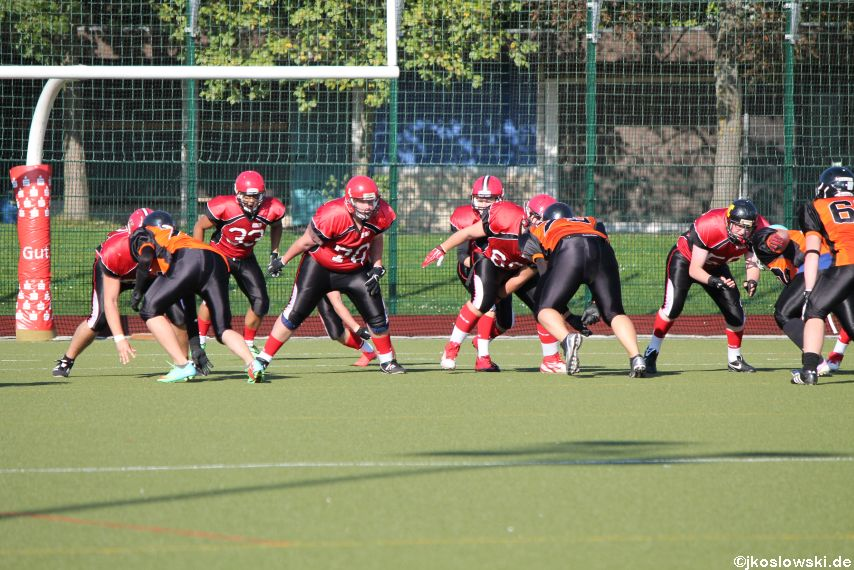 Marburg Mercenaries vs. Fulda Colts 044