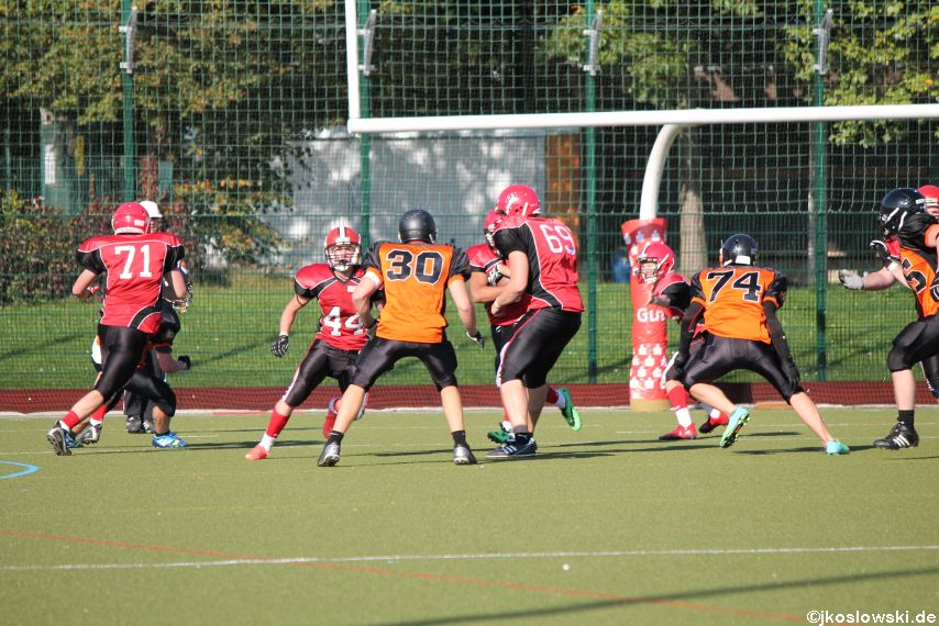 Marburg Mercenaries vs. Fulda Colts 045