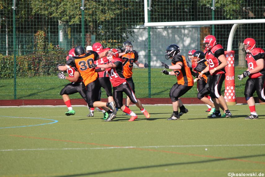 Marburg Mercenaries vs. Fulda Colts 046