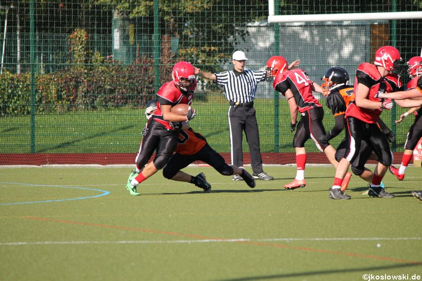 Marburg Mercenaries vs. Fulda Colts 049