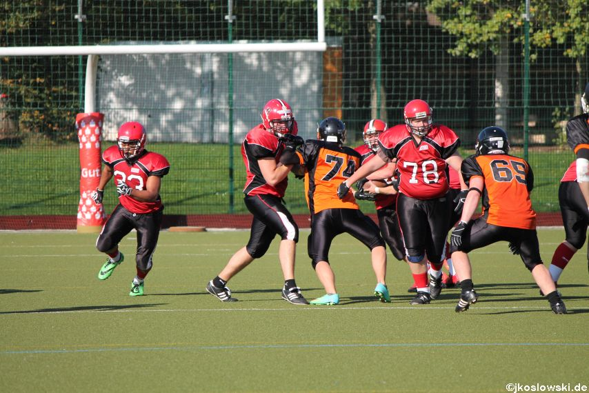 Marburg Mercenaries vs. Fulda Colts 052