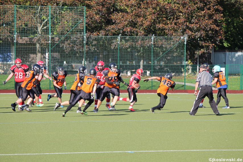 Marburg Mercenaries vs. Fulda Colts 055