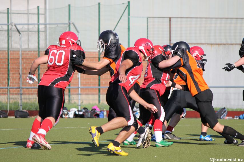 Marburg Mercenaries vs. Fulda Colts 065