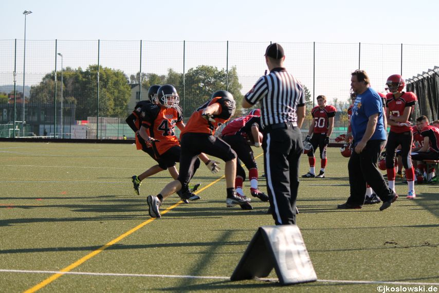 Marburg Mercenaries vs. Fulda Colts 071