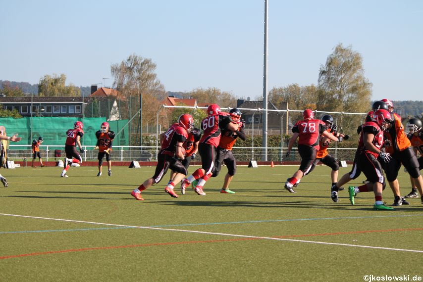 Marburg Mercenaries vs. Fulda Colts 072