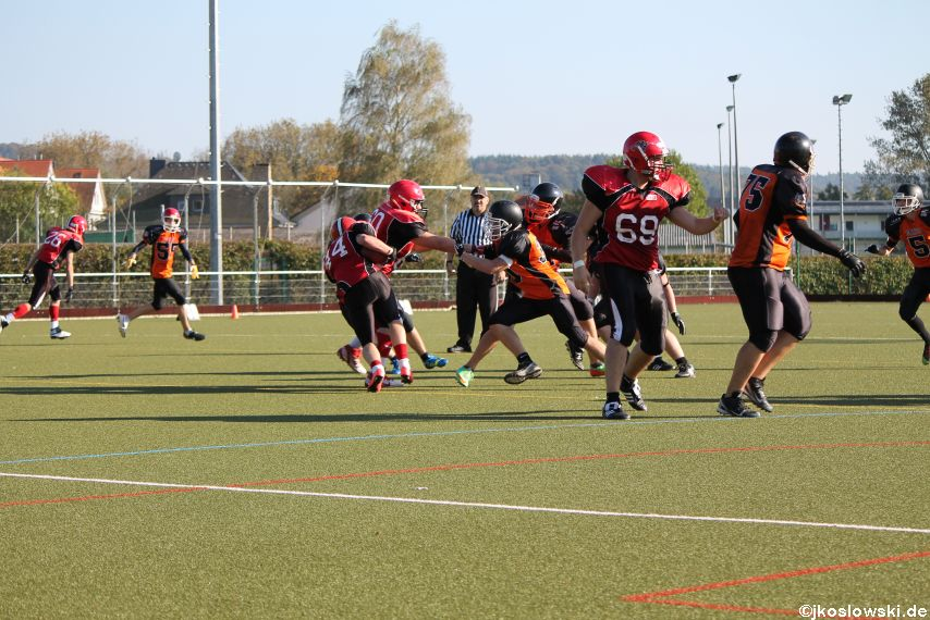 Marburg Mercenaries vs. Fulda Colts 073