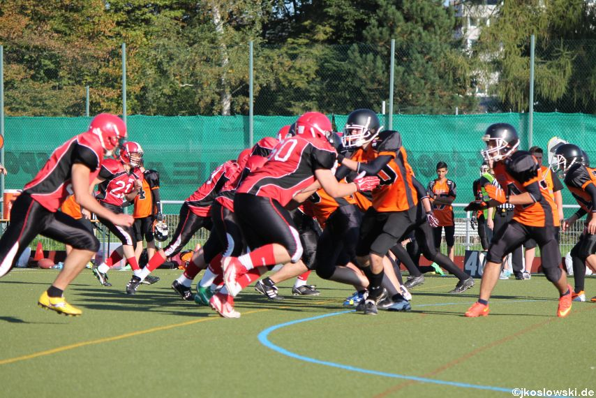 Marburg Mercenaries vs. Fulda Colts 093