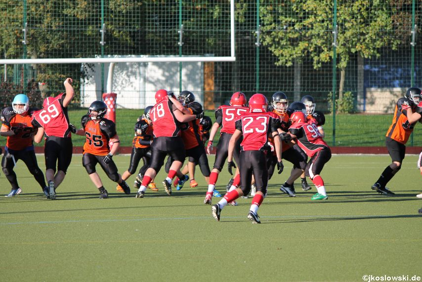 Marburg Mercenaries vs. Fulda Colts 106