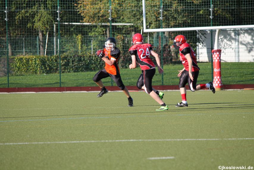 Marburg Mercenaries vs. Fulda Colts 109