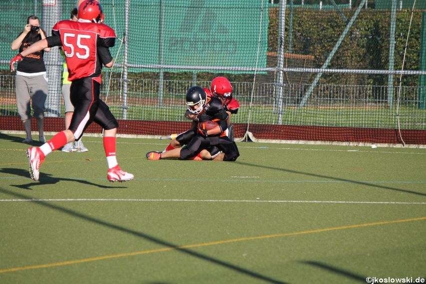 Marburg Mercenaries vs. Fulda Colts 112