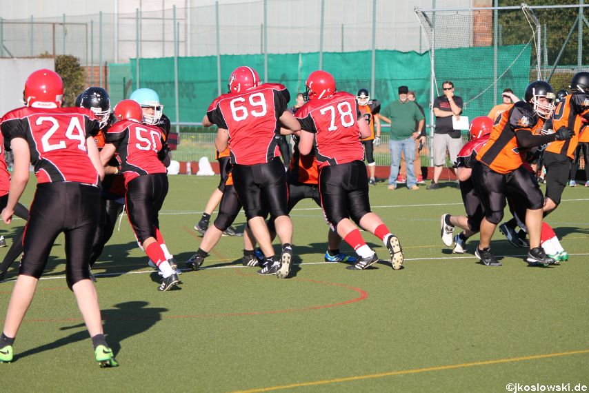 Marburg Mercenaries vs. Fulda Colts 113