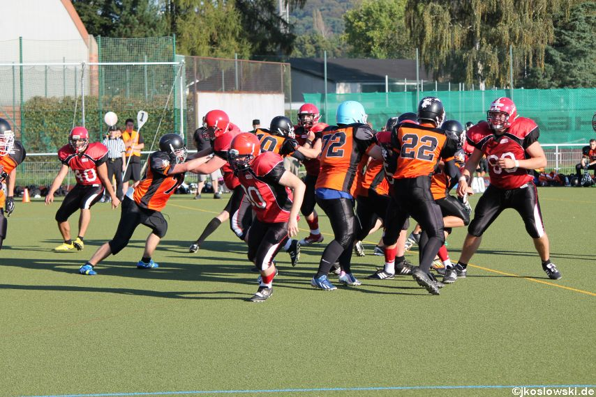 Marburg Mercenaries vs. Fulda Colts 117