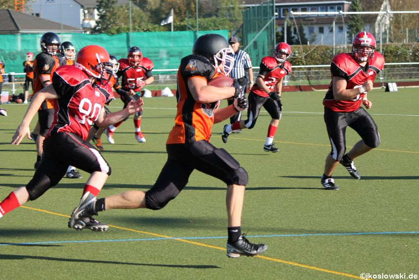 Marburg Mercenaries vs. Fulda Colts 118