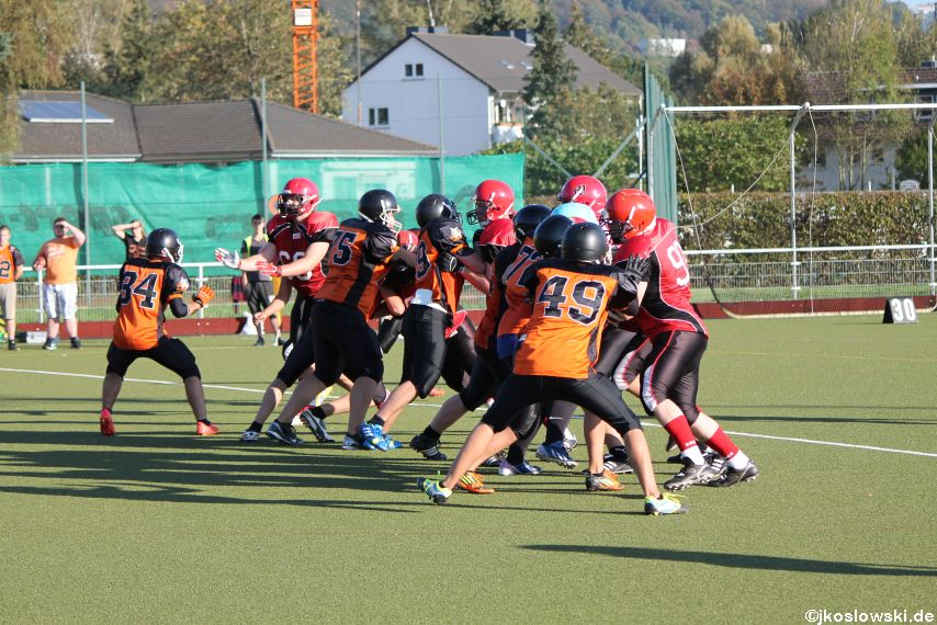 Marburg Mercenaries vs. Fulda Colts 119