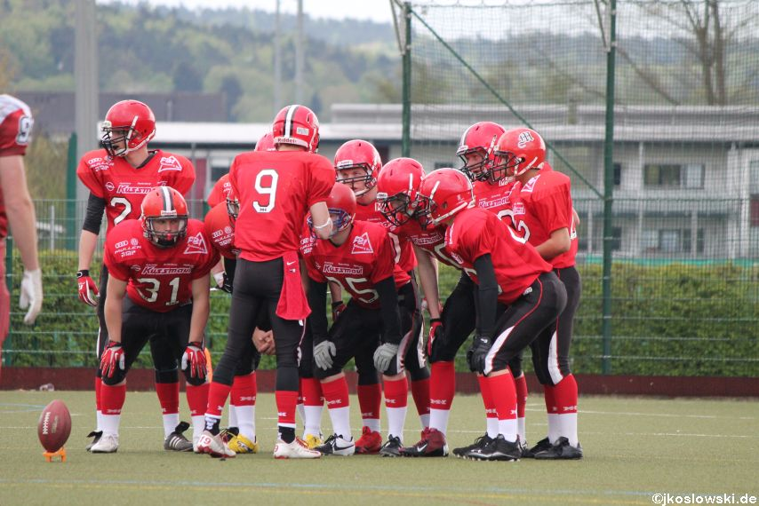 Marburg Mercenaries vs Kaiserslautern Pikes 006