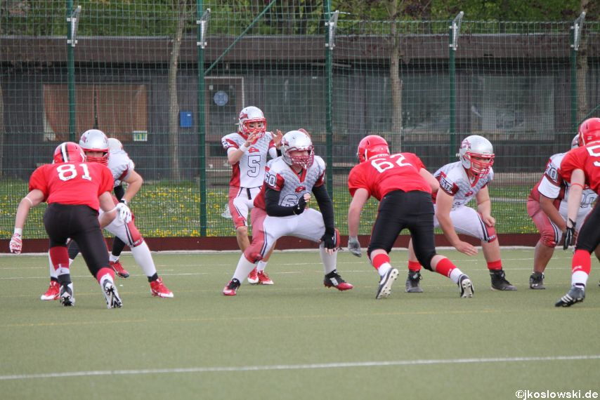 Marburg Mercenaries vs Kaiserslautern Pikes 013