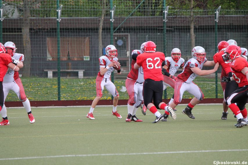 Marburg Mercenaries vs Kaiserslautern Pikes 014
