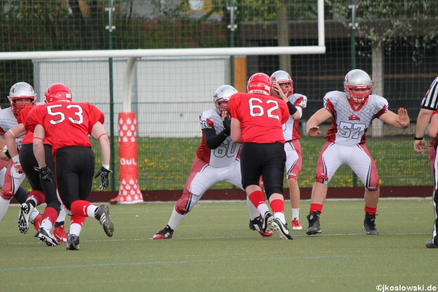 Marburg Mercenaries vs Kaiserslautern Pikes 020
