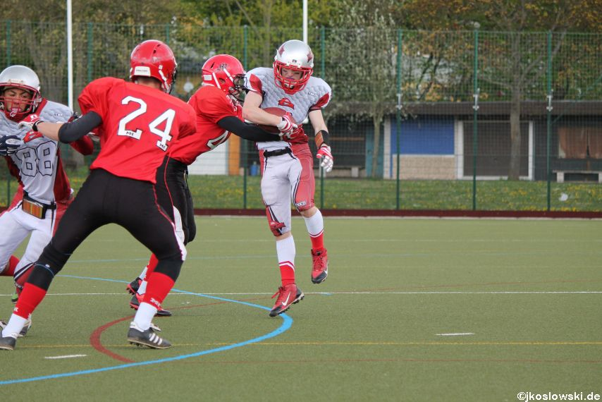 Marburg Mercenaries vs Kaiserslautern Pikes 033