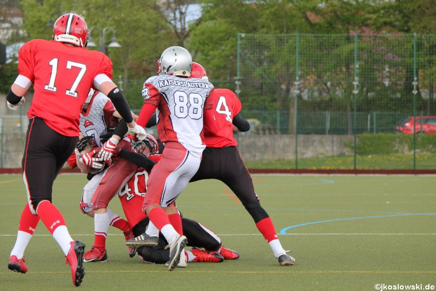 Marburg Mercenaries vs Kaiserslautern Pikes 035