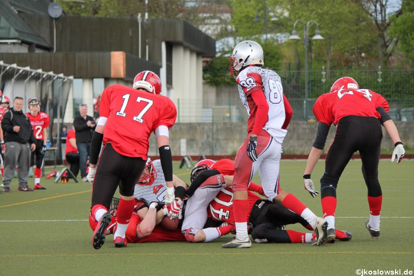 Marburg Mercenaries vs Kaiserslautern Pikes 036