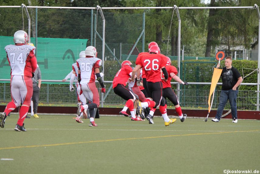 Marburg Mercenaries vs Kaiserslautern Pikes 040