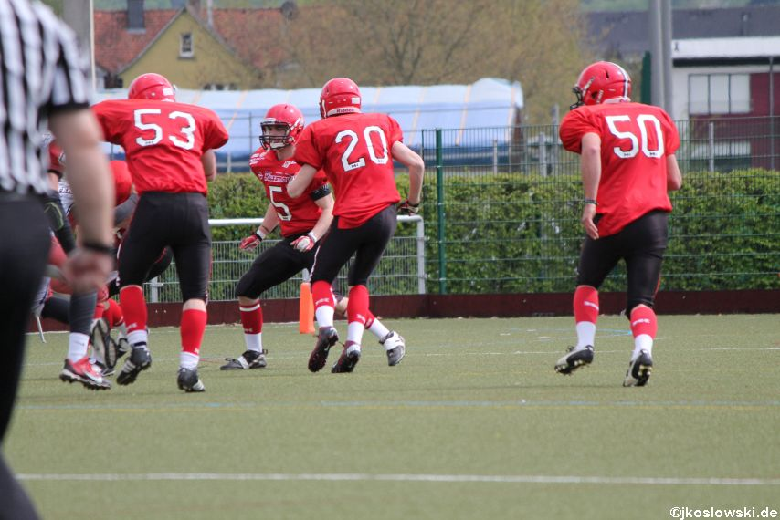 Marburg Mercenaries vs Kaiserslautern Pikes 042
