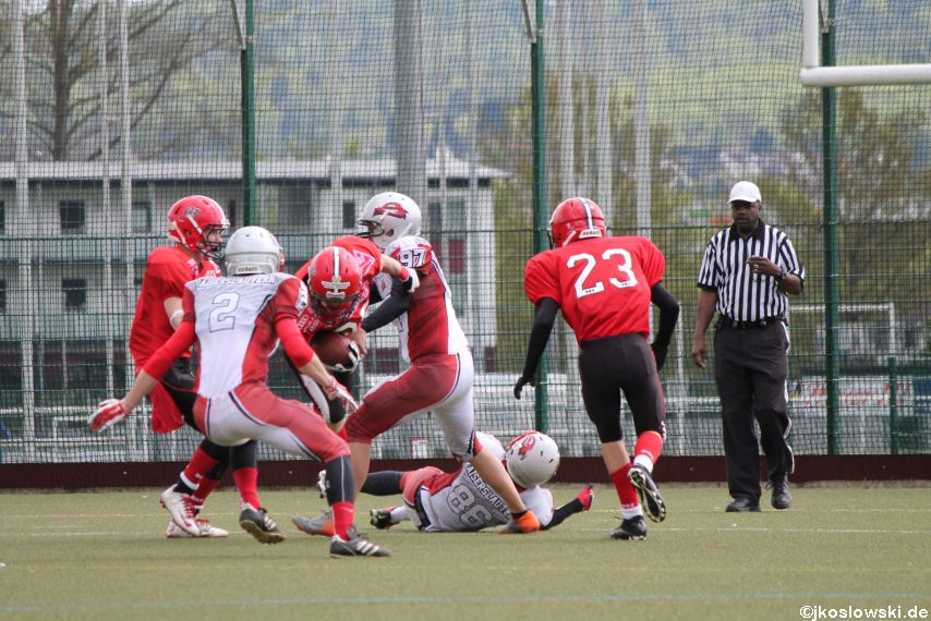 Marburg Mercenaries vs Kaiserslautern Pikes 044