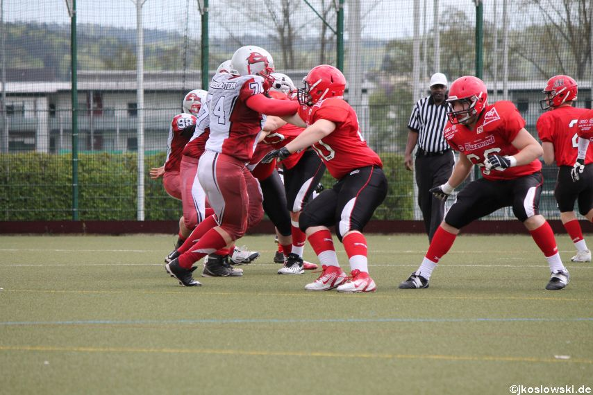 Marburg Mercenaries vs Kaiserslautern Pikes 048