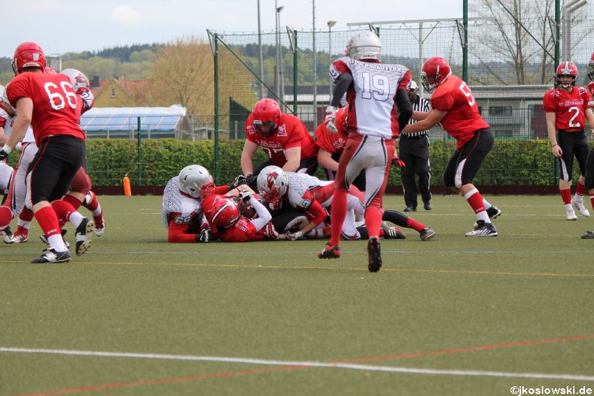 Marburg Mercenaries vs Kaiserslautern Pikes 053