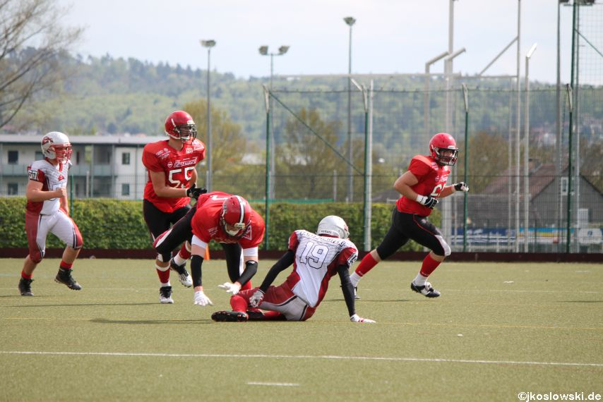 Marburg Mercenaries vs Kaiserslautern Pikes 061