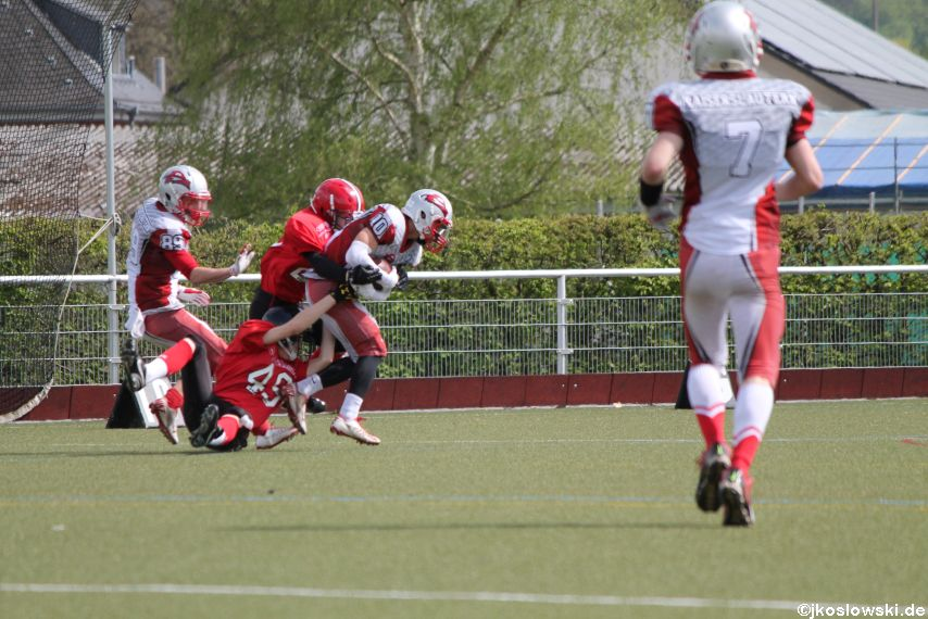 Marburg Mercenaries vs Kaiserslautern Pikes 068