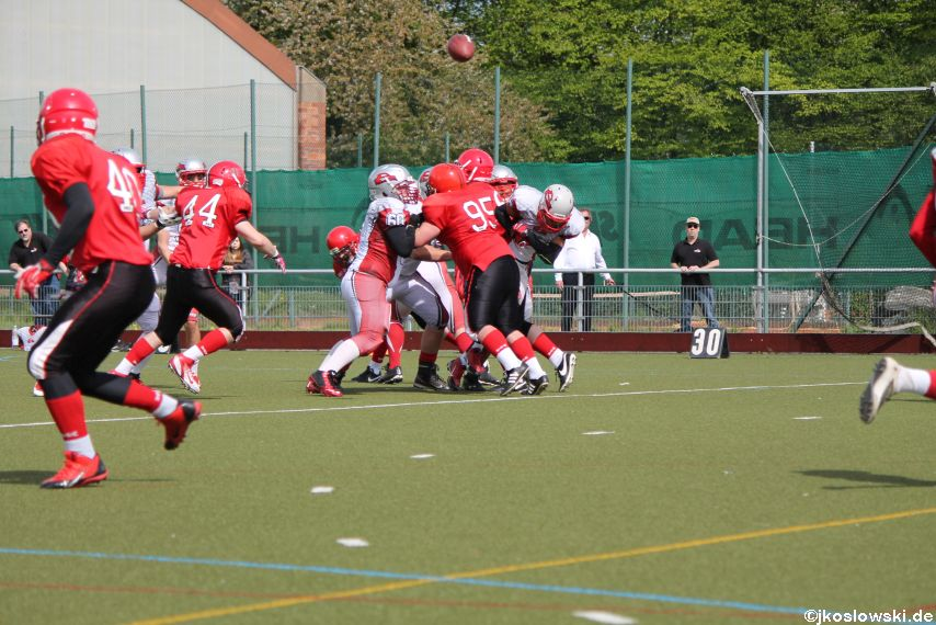 Marburg Mercenaries vs Kaiserslautern Pikes 073