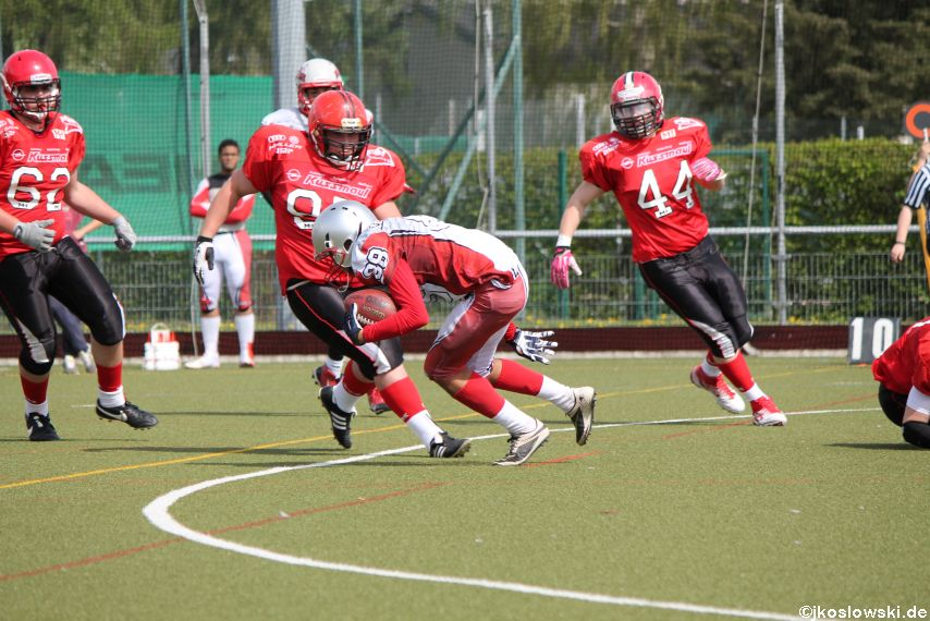 Marburg Mercenaries vs Kaiserslautern Pikes 076
