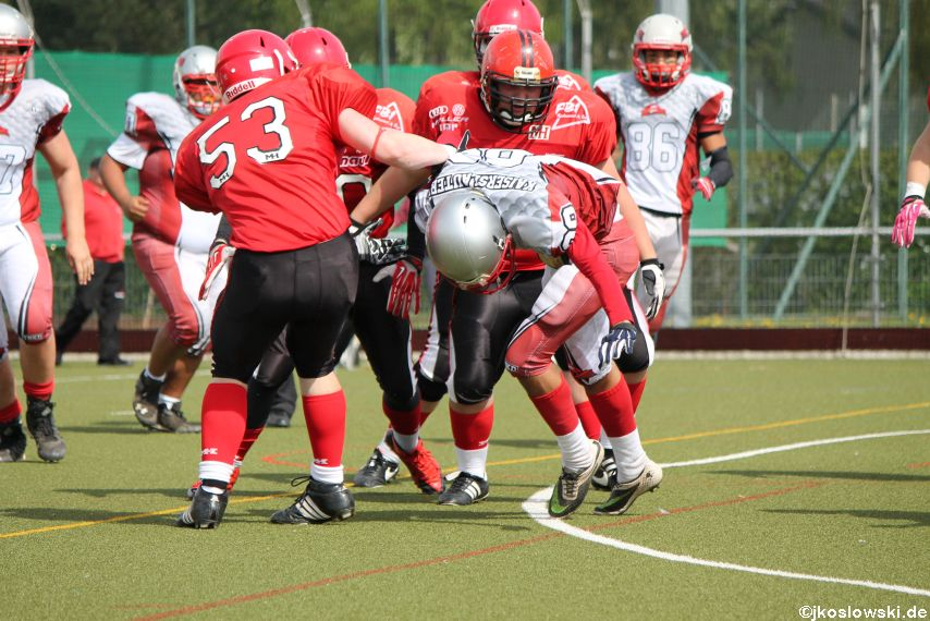 Marburg Mercenaries vs Kaiserslautern Pikes 078
